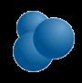 proozone-molecule-o3-blue